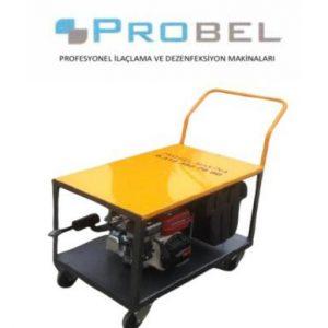 8) Kanal İlaçlama Makinası